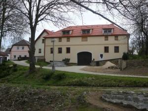 Budova Malčice